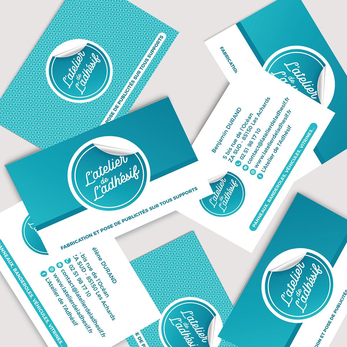 Audrey Bareil Communication atelier de l'adhesif carte2